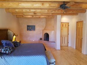 Master Bedroom View West