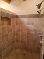 Oversized Shower!
