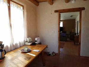 Casita Dining Area