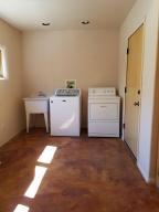 Large & light Laundry area