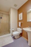46 Placitas Trails Office Bath