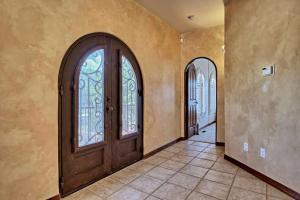 8420 Florence NE - Balcony Doors