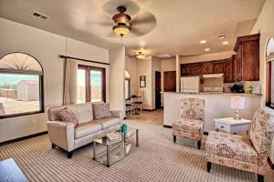 8420 Florence NE - Guest Living Room