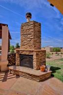8420 Florence NE - Outdoor Fireplace