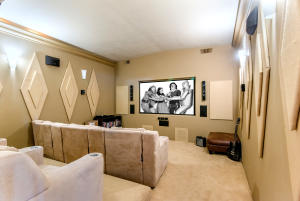 Home Theatre or Flex Space