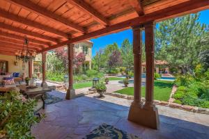 Backyard Portal