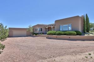 Property for sale at 146 Camino Barranca, Placitas,  NM 87043