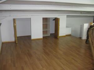 Loft storage areas