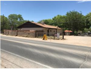 Old Trading Post from Corrales Road