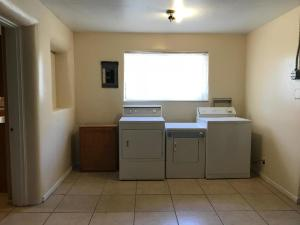 Trading Post Laundry Room