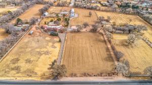 6930 Rio Grande Aerial 7 acres