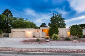 5513 ESTRELLITA DEL NORTE ROAD NE, ALBUQUERQUE, NM 87111  Photo 1