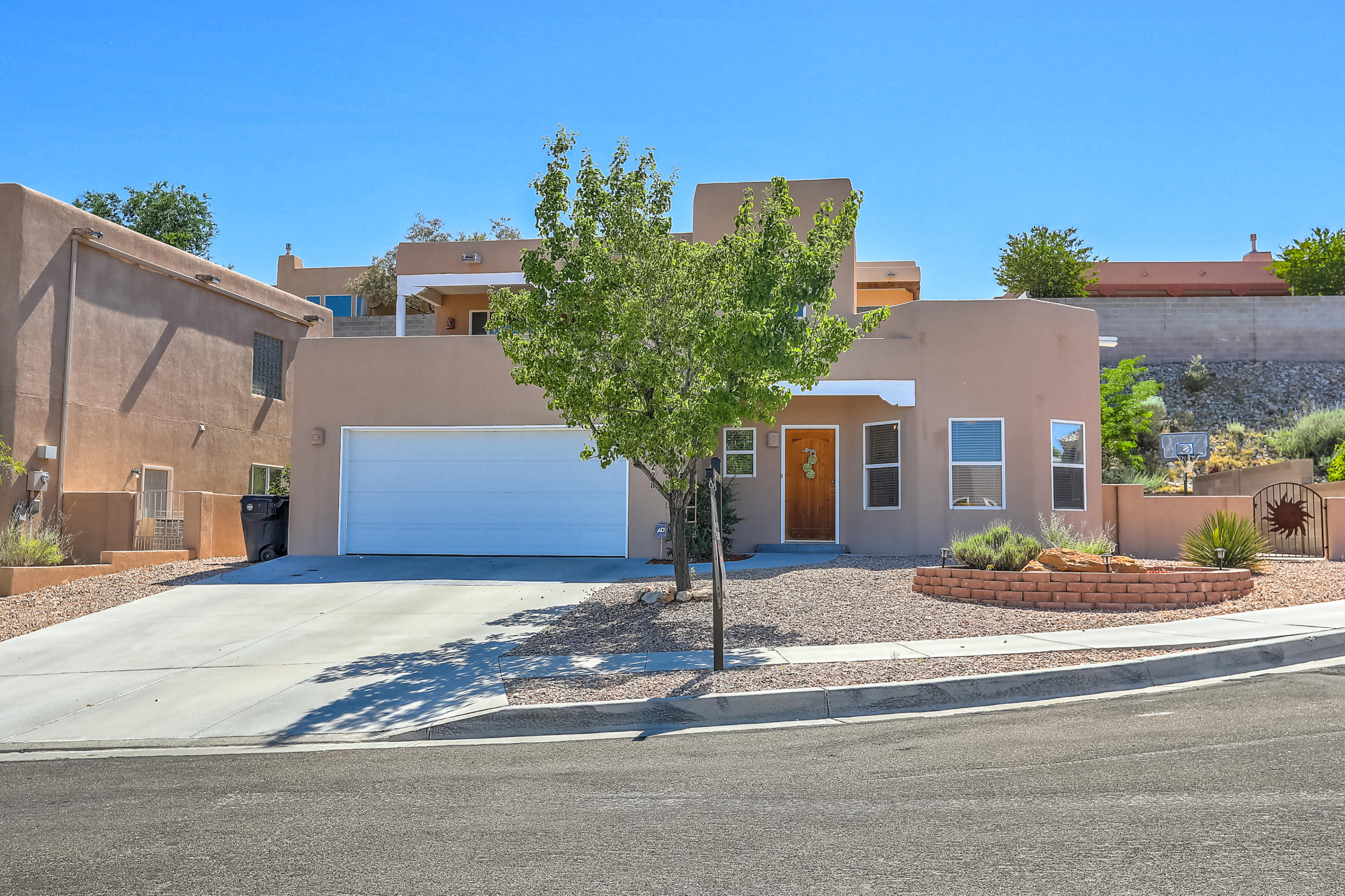 Northwest Albuquerque and Northwest Heights Homes for Sale -  Mountain View,  4228 NW New Vistas Court