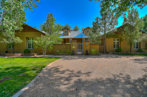 Property for sale at 970 Bonita Rosas Road NW, Los Ranchos,  NM 87107