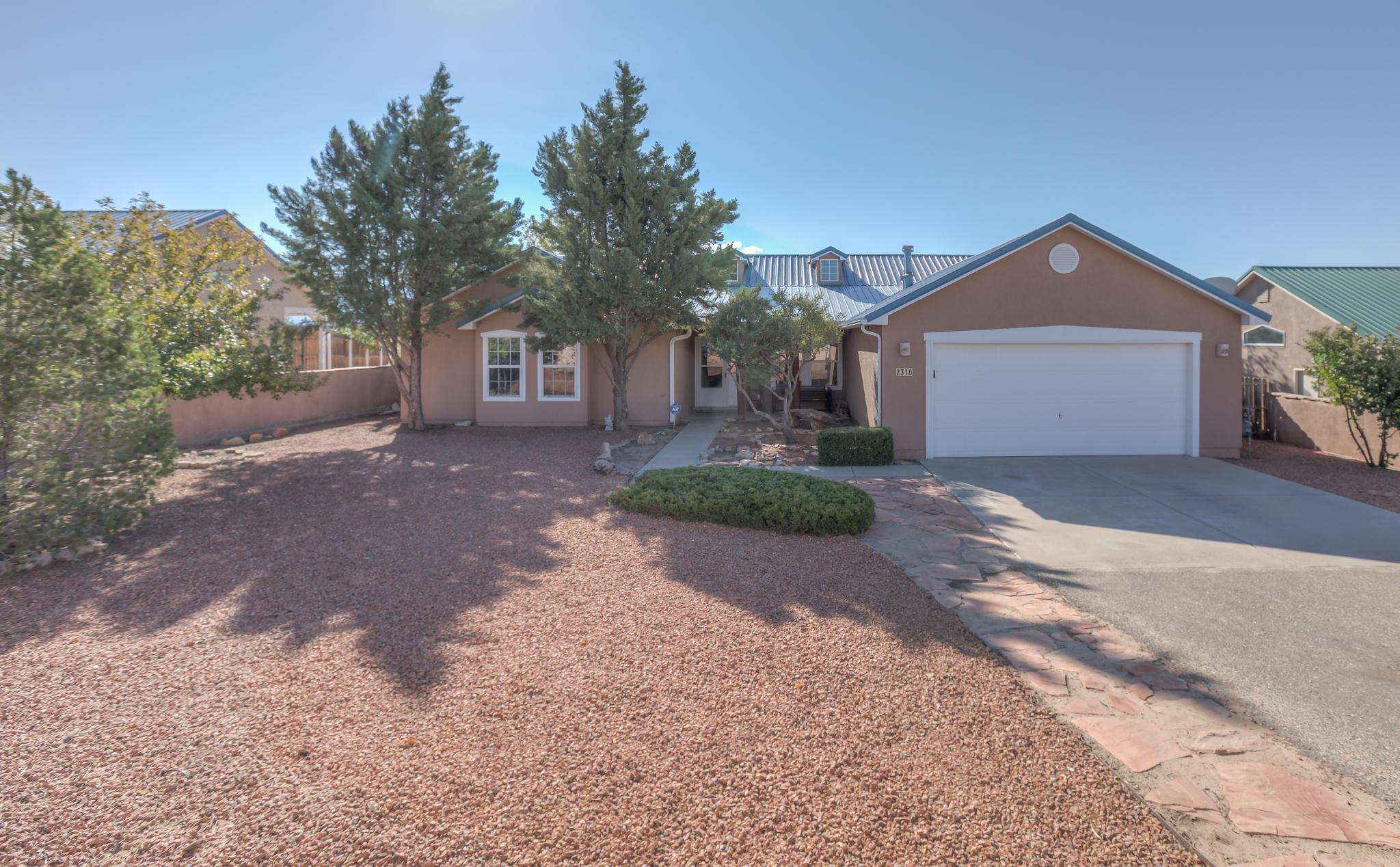 2316 NE Monterrey Road, Rio Rancho in Sandoval County, NM 87144 Home for Sale