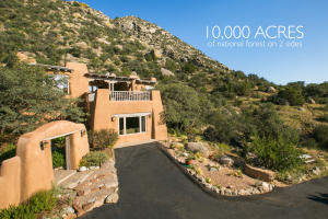 Property for sale at 10 La Luz Trail NE, Albuquerque,  NM 87122