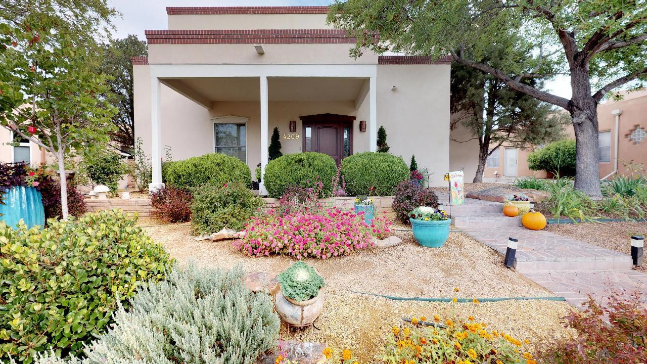 4209 VIA DE LUNA NE, ALBUQUERQUE, NM 87110