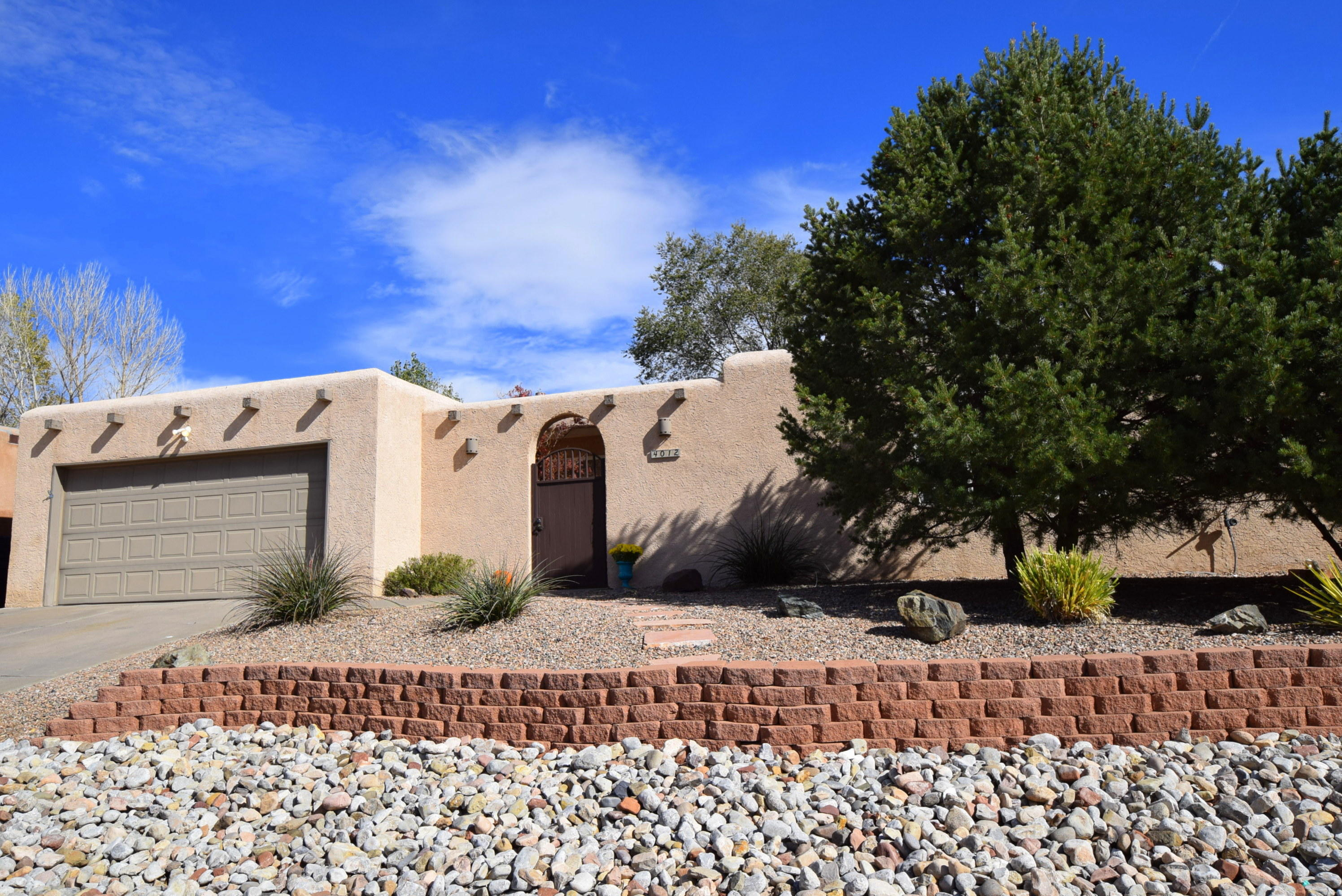 4012 NE Cibola Village Drive, Albuquerque Northeast Heights in Bernalillo County, NM 87111 Home for Sale