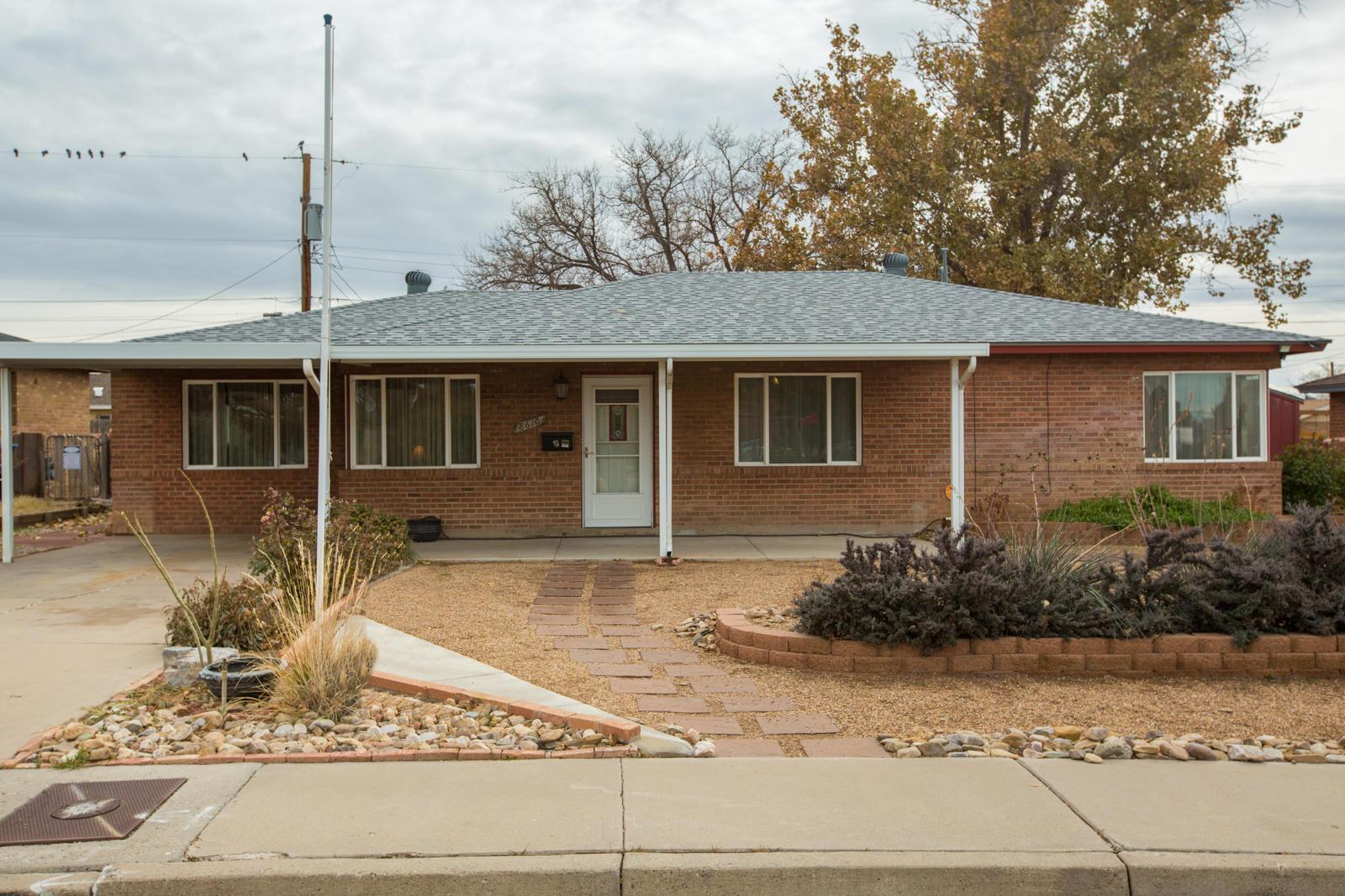 8610 NE Candelaria Road, Albuquerque Northeast Heights, New Mexico