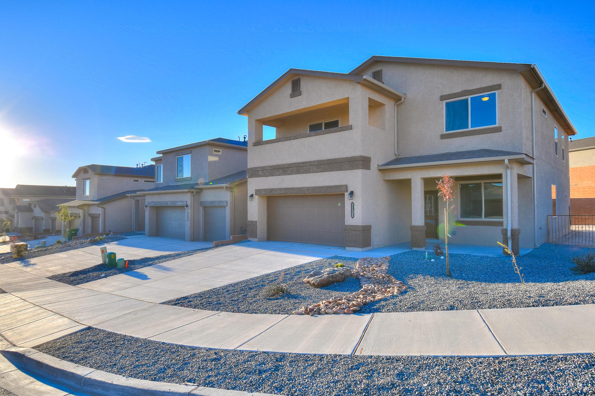1135 NE Grace Street, Rio Rancho, New Mexico