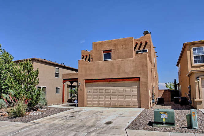 Northwest Albuquerque and Northwest Heights Homes for Sale -  Loft,  8224 NW Bluffs Edge Place