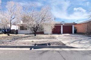 1736 BLUME STREET NE, ALBUQUERQUE, NM 87112  Photo 1