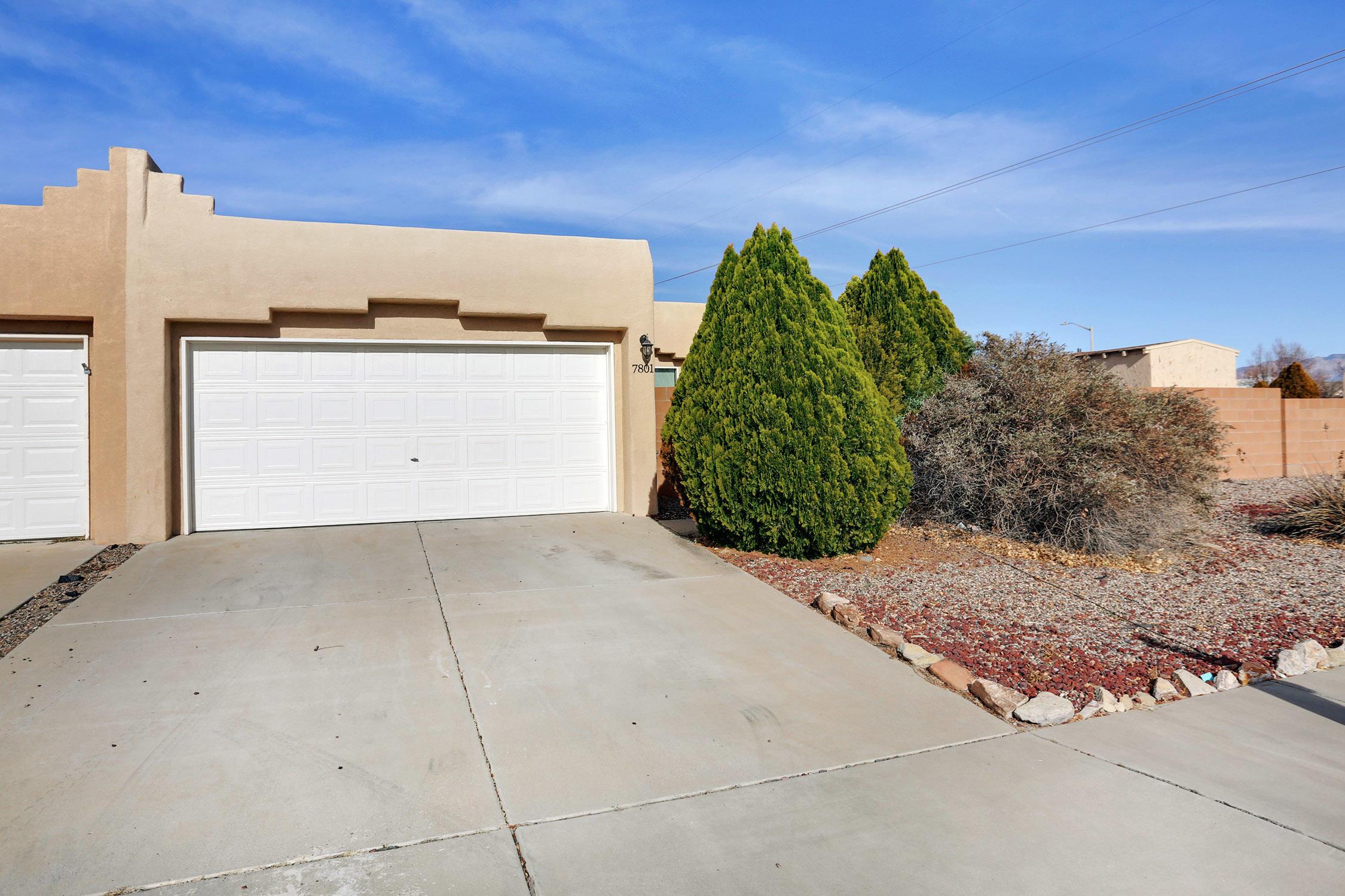 7801 NW Al Street, Northwest Albuquerque and Northwest Heights, New Mexico