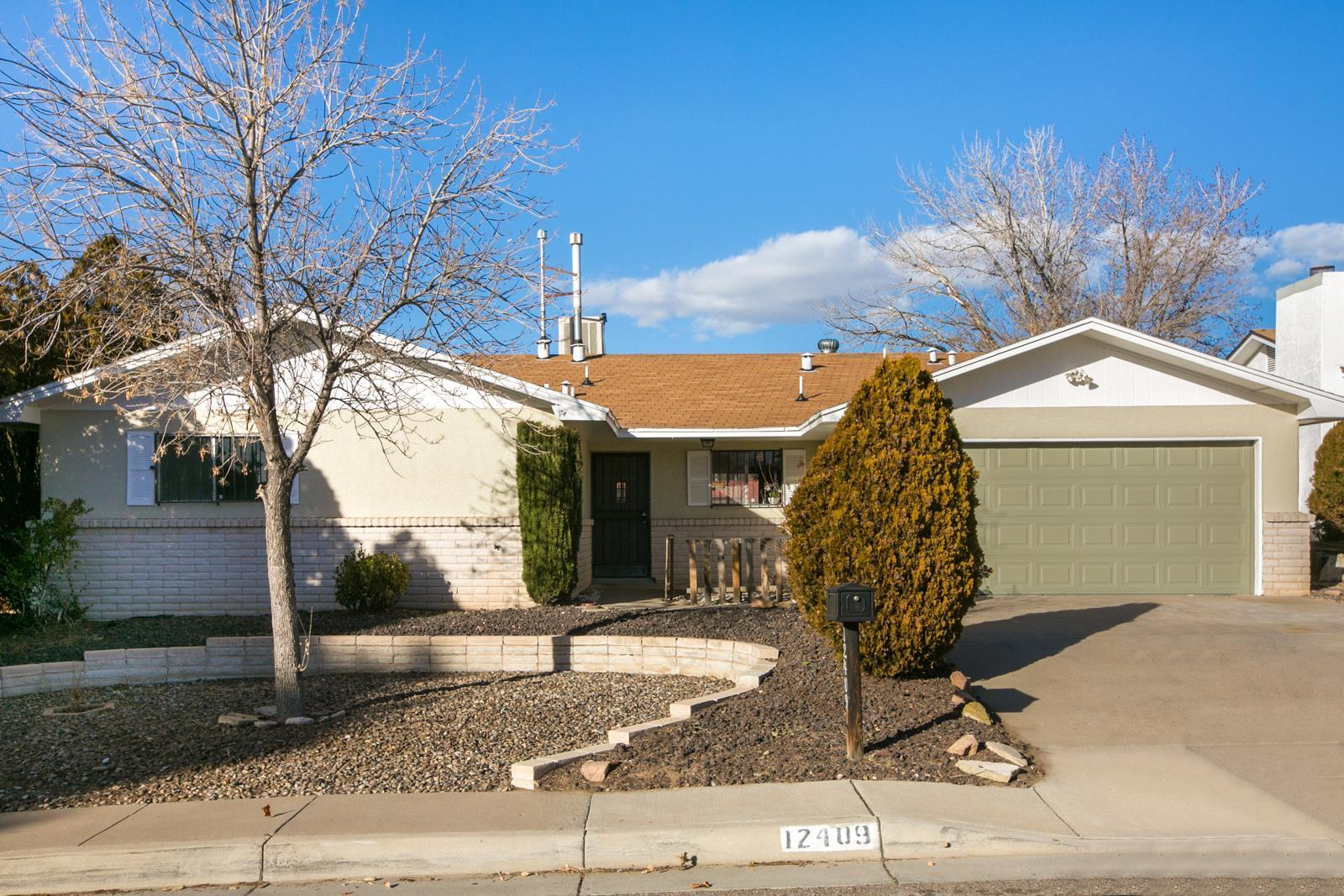 12409 NE Mountain Road, Albuquerque Northeast Heights in Bernalillo County, NM 87112 Home for Sale