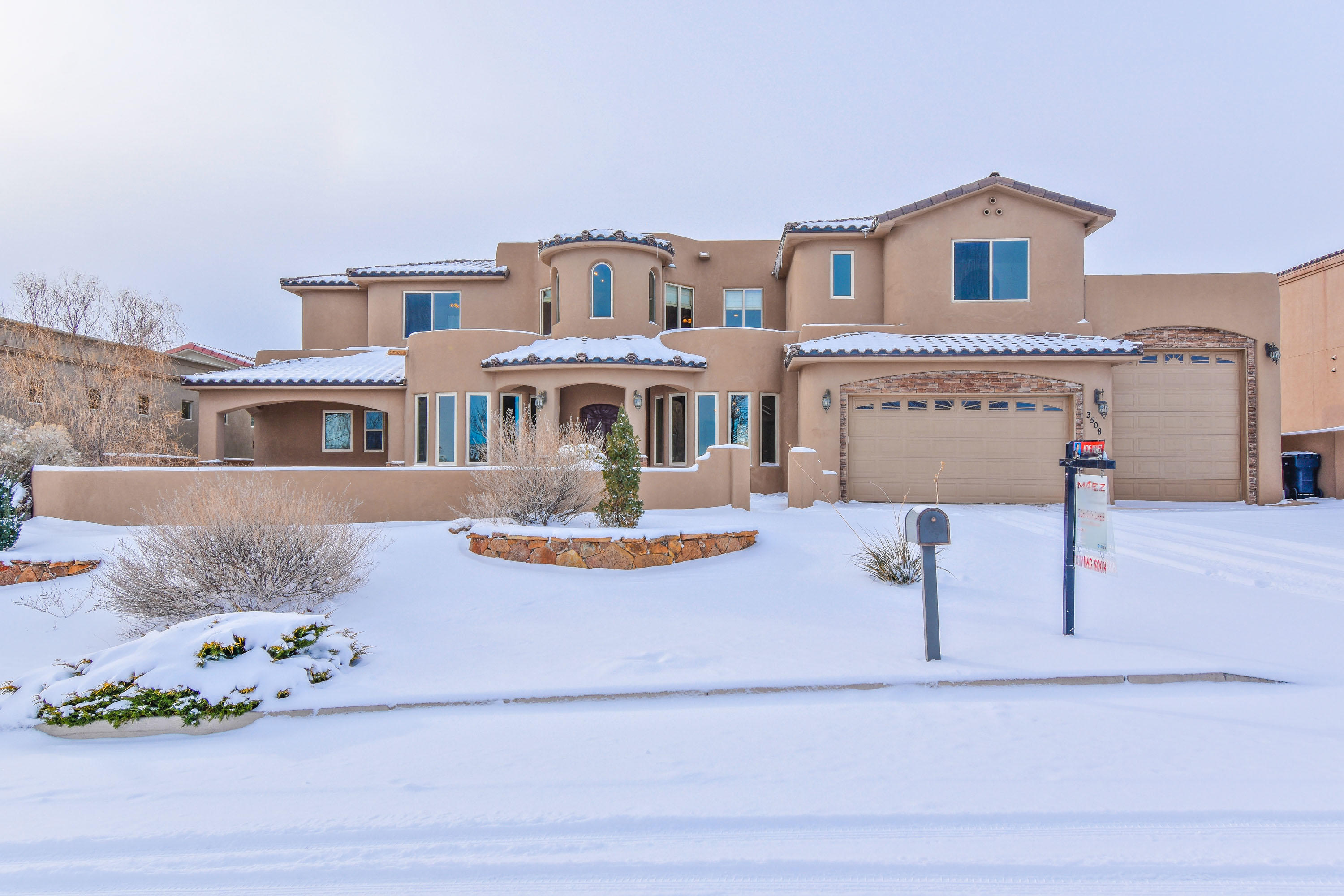 3508 SE Greystone Ridge Drive, one of homes for sale in Rio Rancho