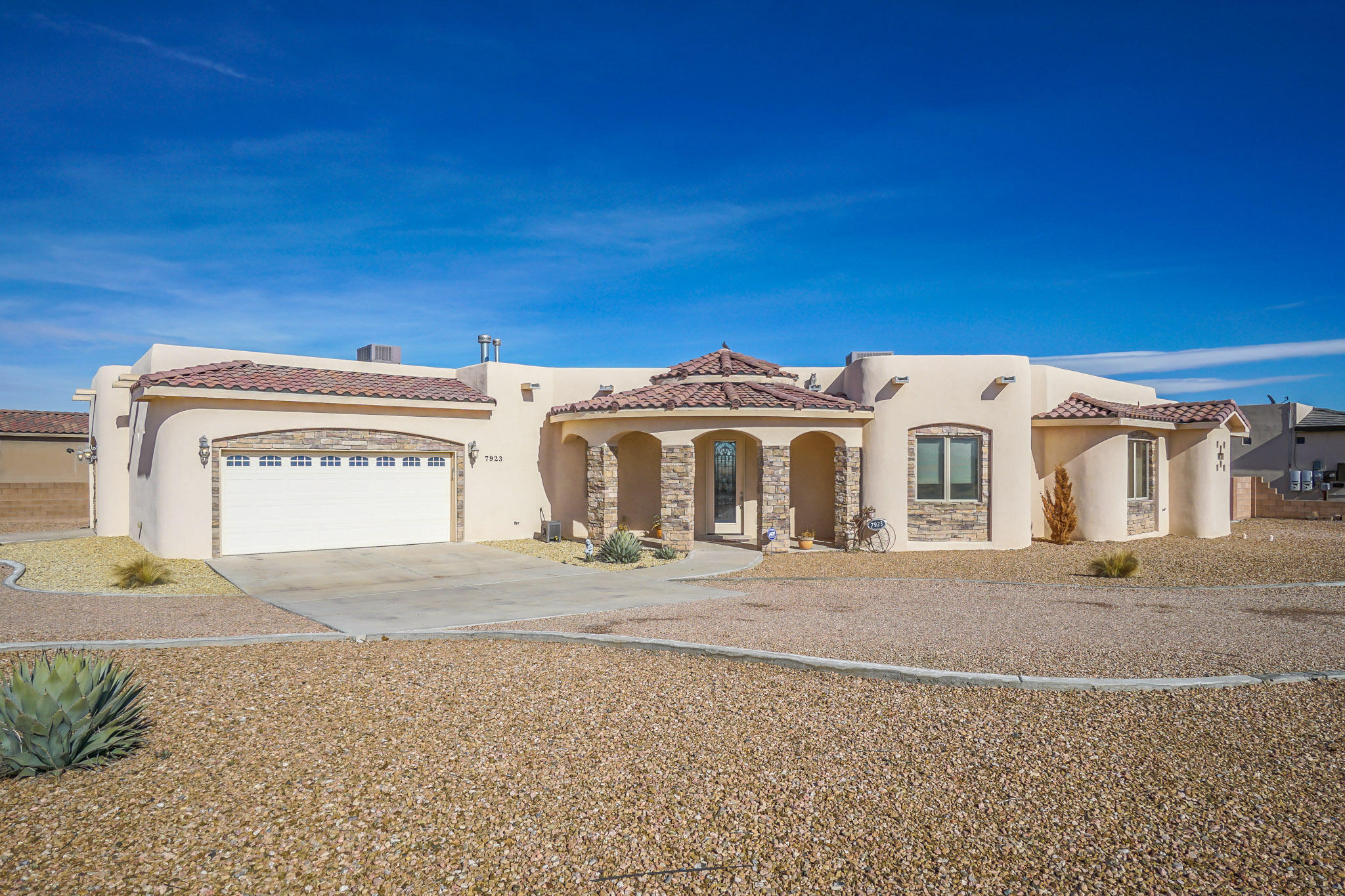 Northwest Albuquerque and Northwest Heights Homes for Sale -  Custom,  7923 NW Victoria Drive