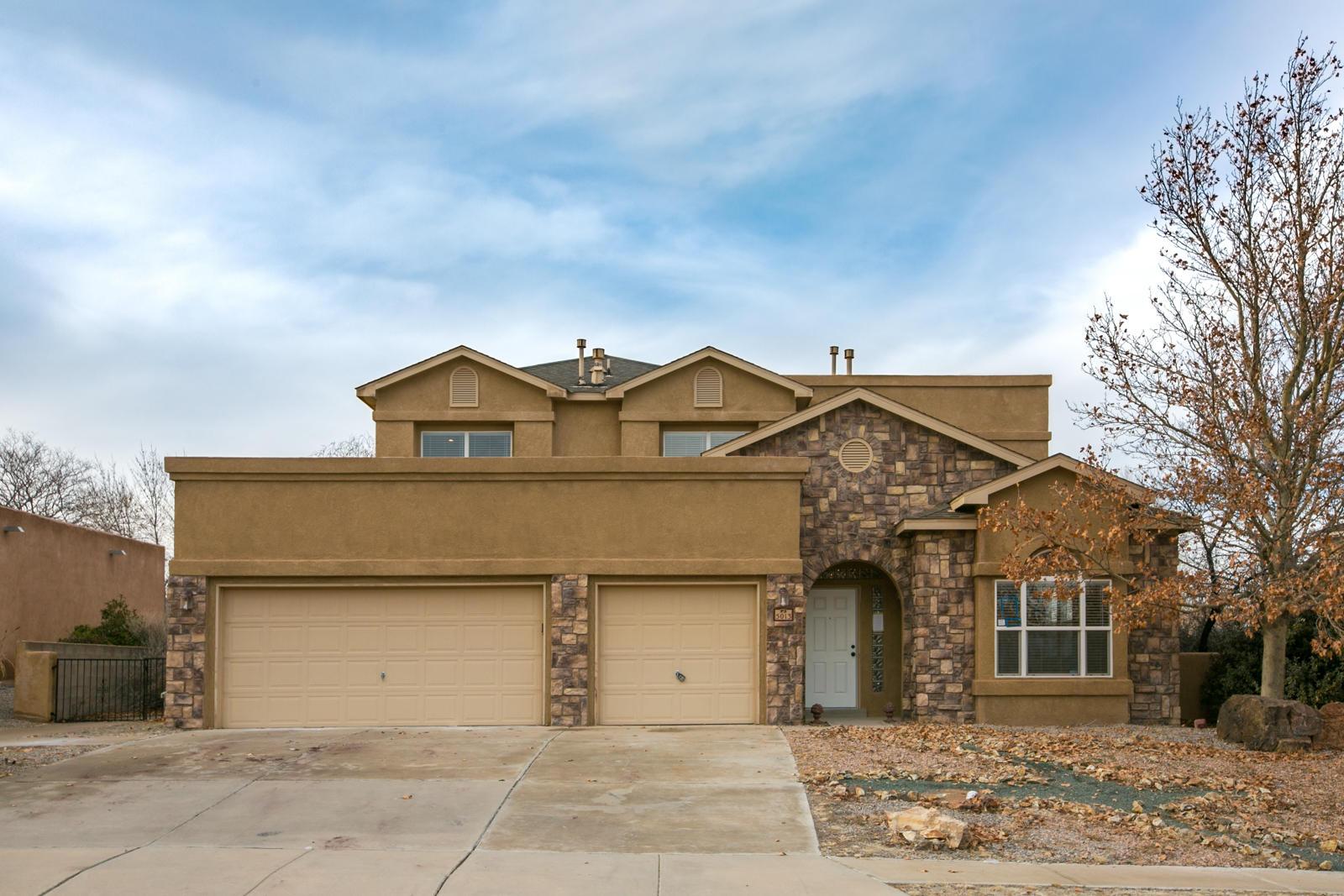 5013 NE Brighton Hills Place, Rio Rancho, New Mexico