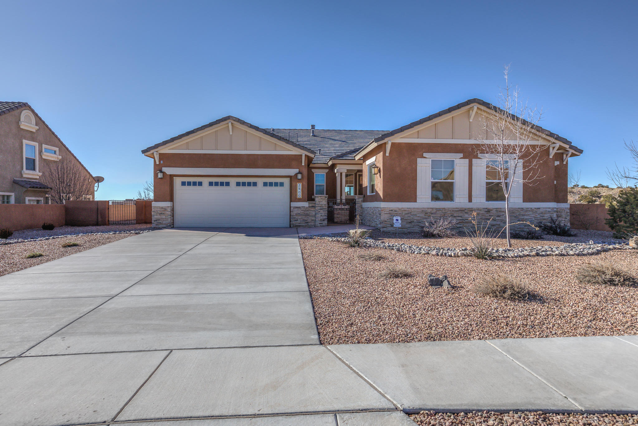 2500 NE Desert View Road, Rio Rancho, New Mexico