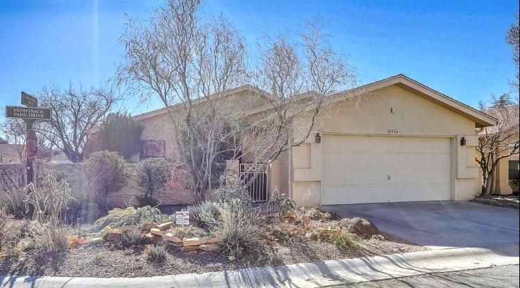 10824 NE Pennyback Park Drive, Albuquerque Northeast Heights in Bernalillo County, NM 87123 Home for Sale