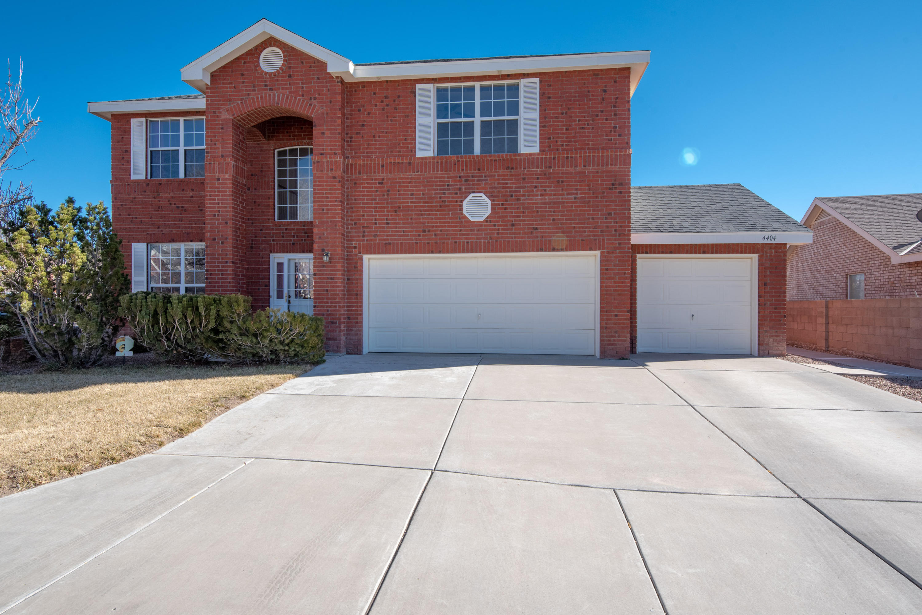 One of Northwest Albuquerque and Northwest Heights 3 Bedroom Homes for Sale at 4404 NW Westridge Court
