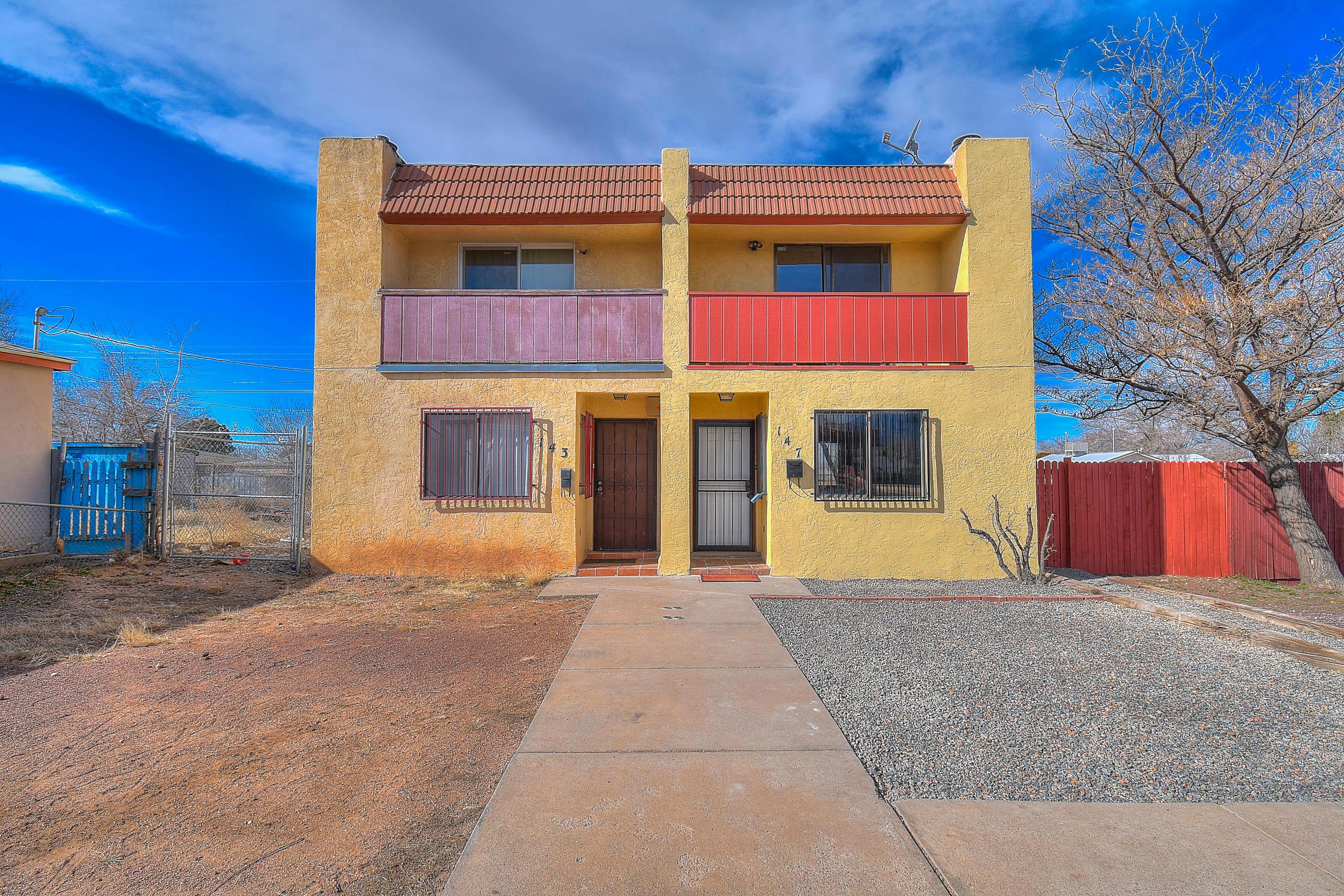 147 NE Espejo Street, Albuquerque Northeast Heights in Bernalillo County, NM 87123 Home for Sale