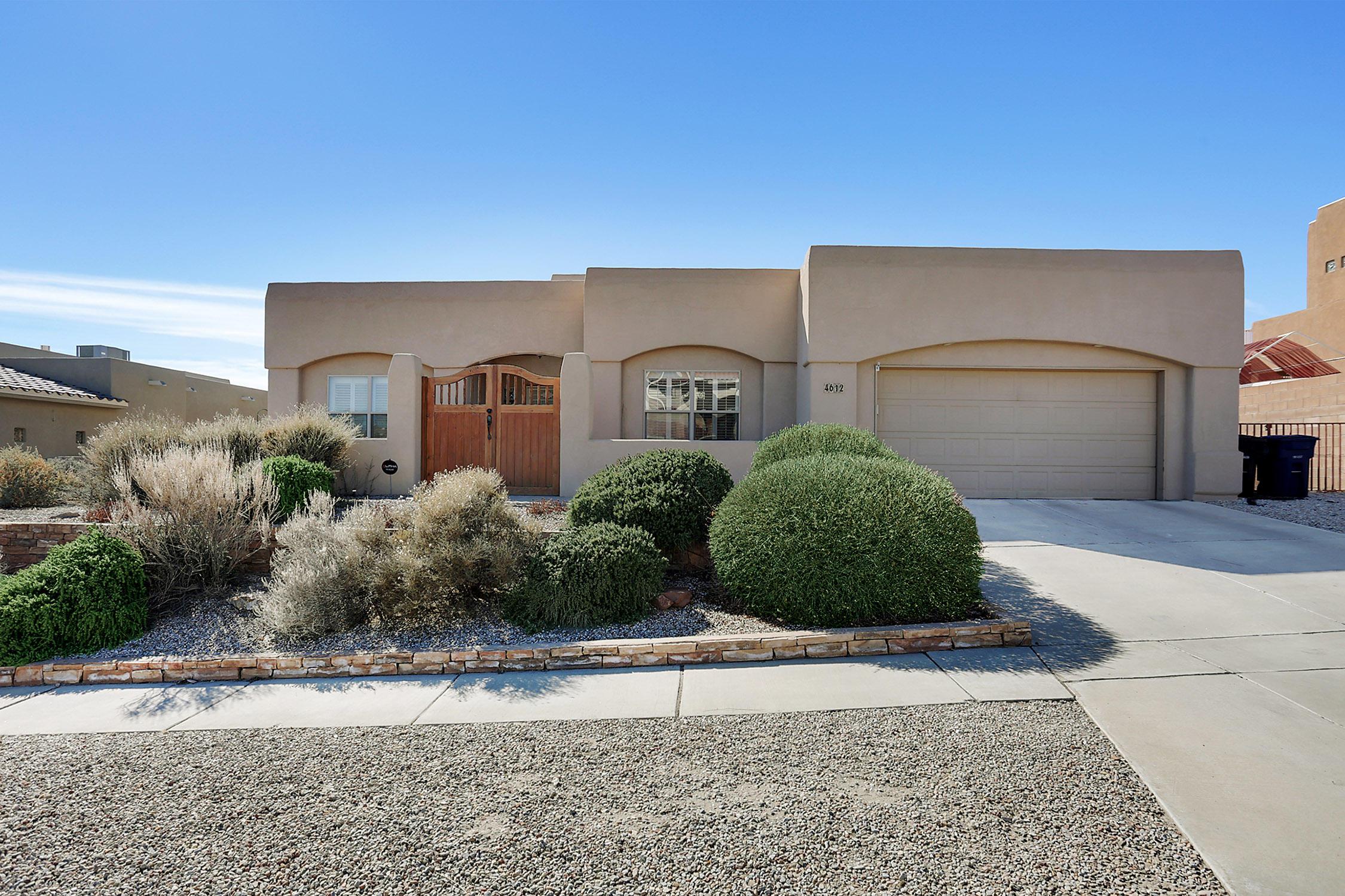 4612 NW Congress Avenue, Northwest Albuquerque and Northwest Heights, New Mexico