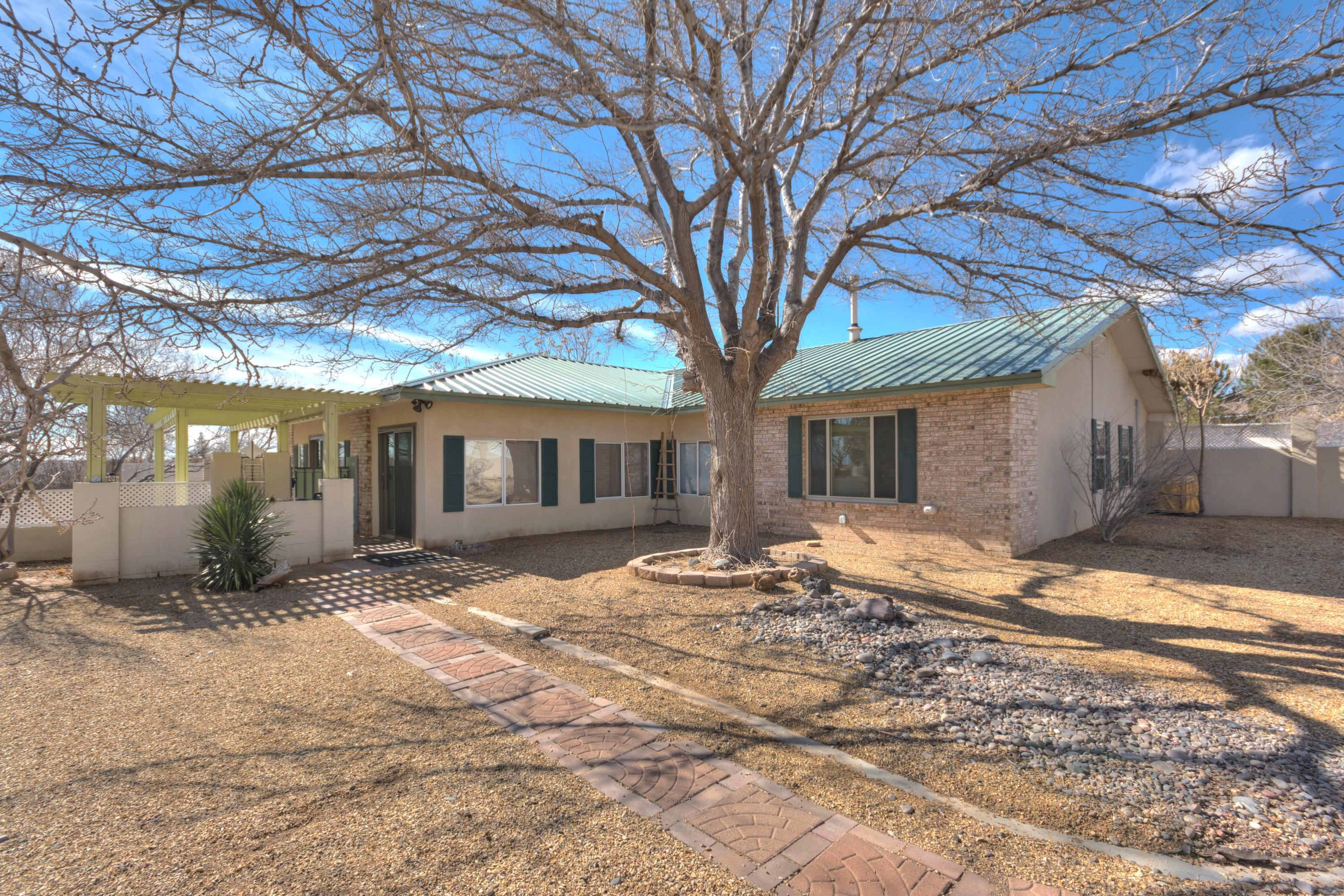 4600 NE Aquamarine Drive, Rio Rancho in Sandoval County, NM 87124 Home for Sale