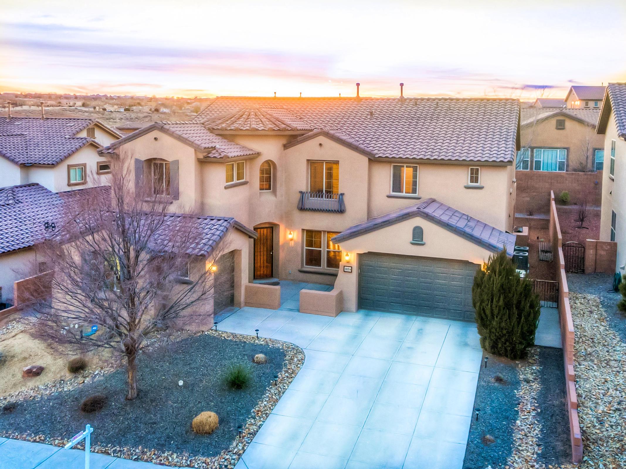 103 NE Los Balcones Place, Rio Rancho, New Mexico