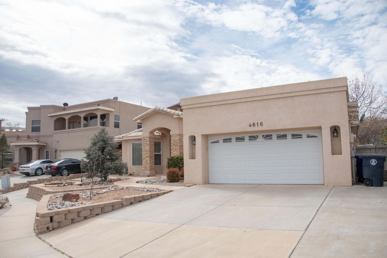 Northwest Albuquerque and Northwest Heights Homes for Sale -  Custom,  4616 NW Crestridge Avenue