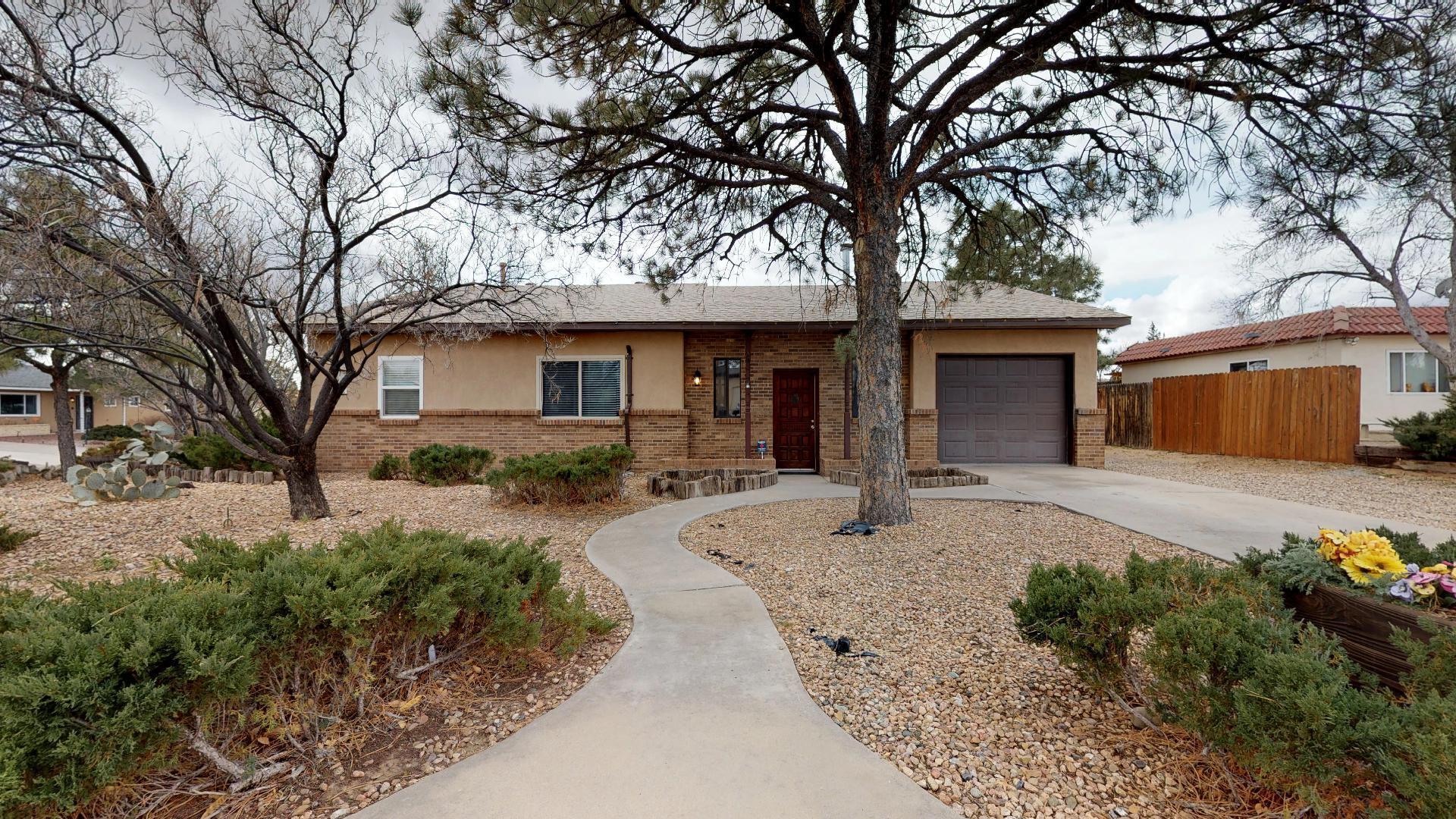 4106 SE Malaga Court, Rio Rancho in Sandoval County, NM 87124 Home for Sale