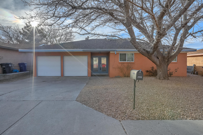 2501 NE Hiawatha Drive, Albuquerque Northeast Heights, New Mexico
