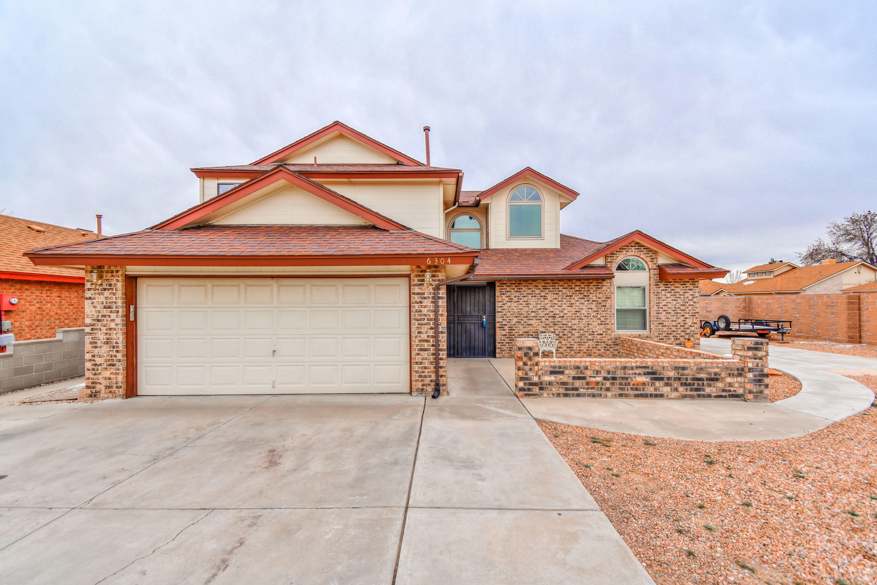 Northwest Albuquerque and Northwest Heights Homes for Sale -  Two Story,  6304 NW Bridle Street