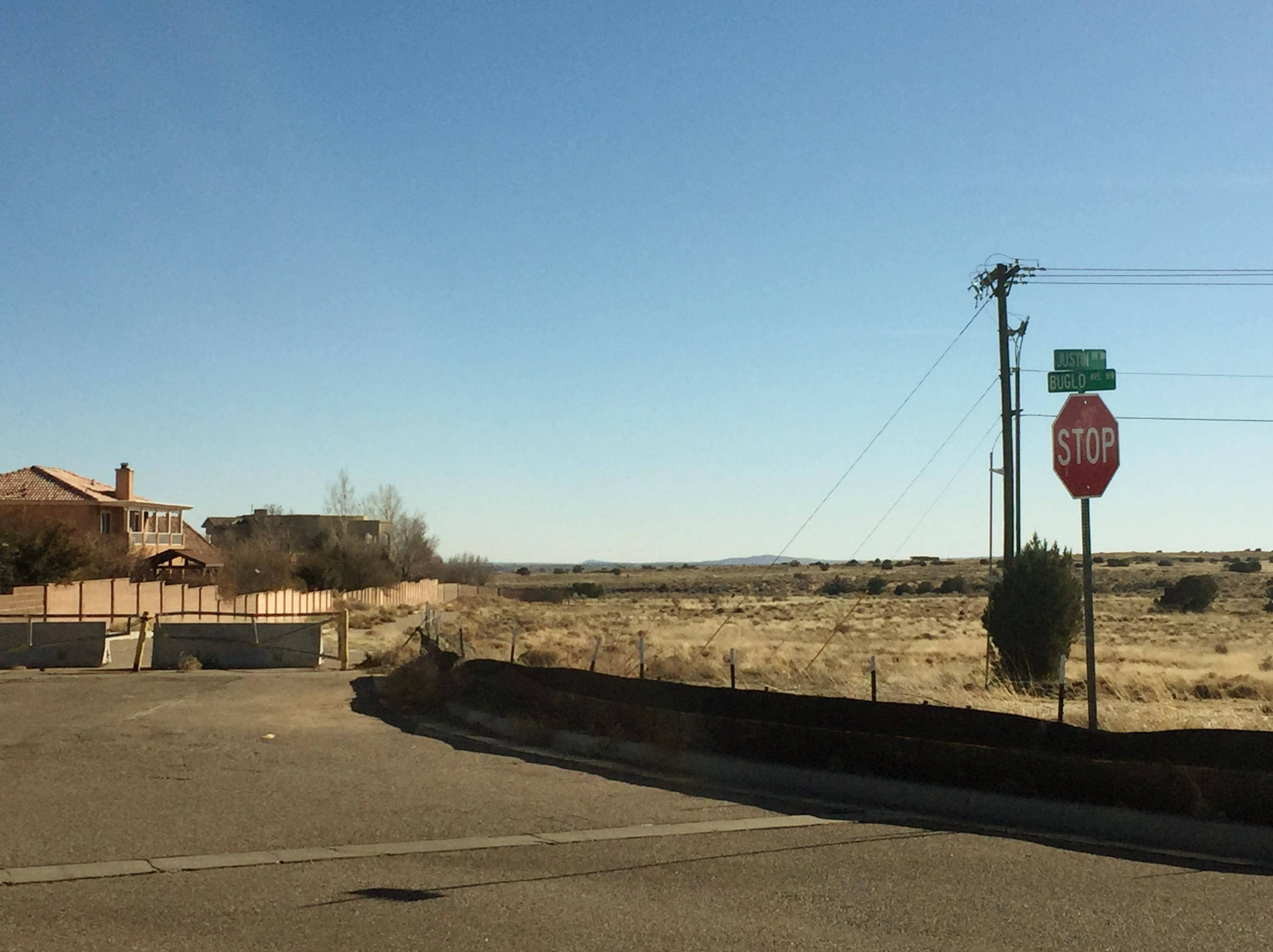 Lilenthal Avenue NW, Northwest Albuquerque and Northwest Heights, New Mexico