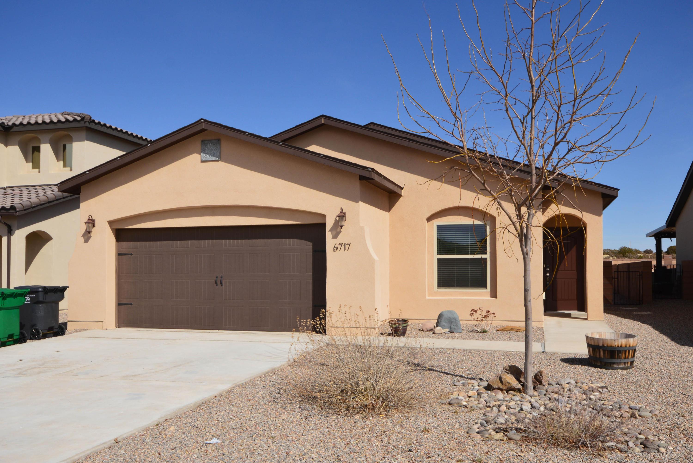 6717 NE Mountain Hawk Loop, Rio Rancho in Sandoval County, NM 87144 Home for Sale