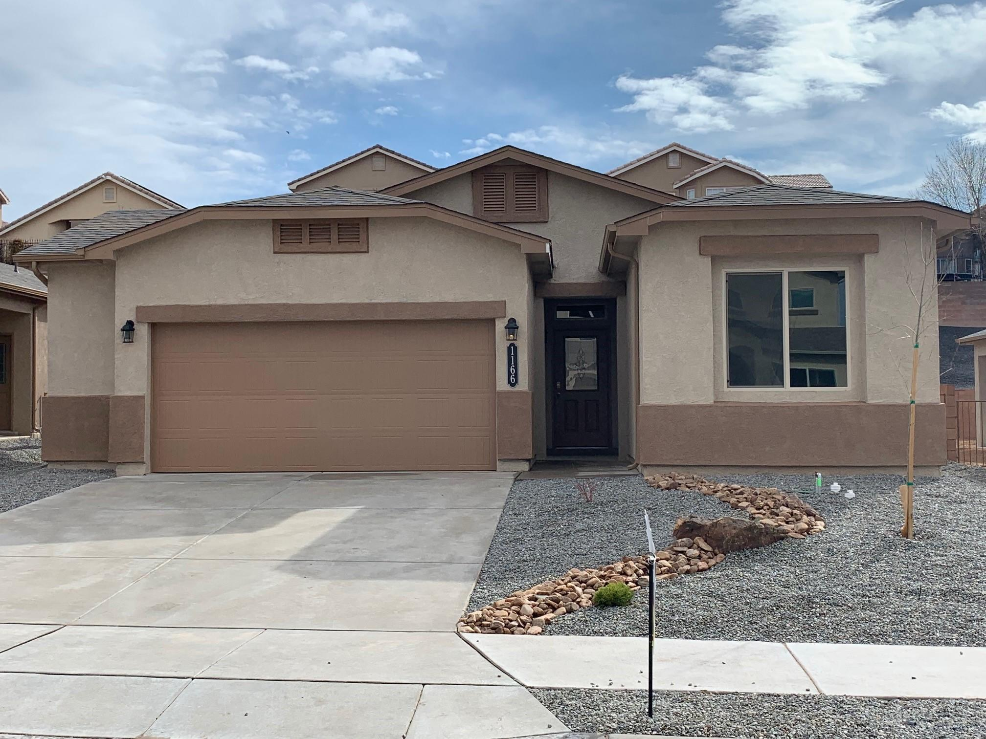 1166 NE Fascination Street, Rio Rancho in Sandoval County, NM 87144 Home for Sale