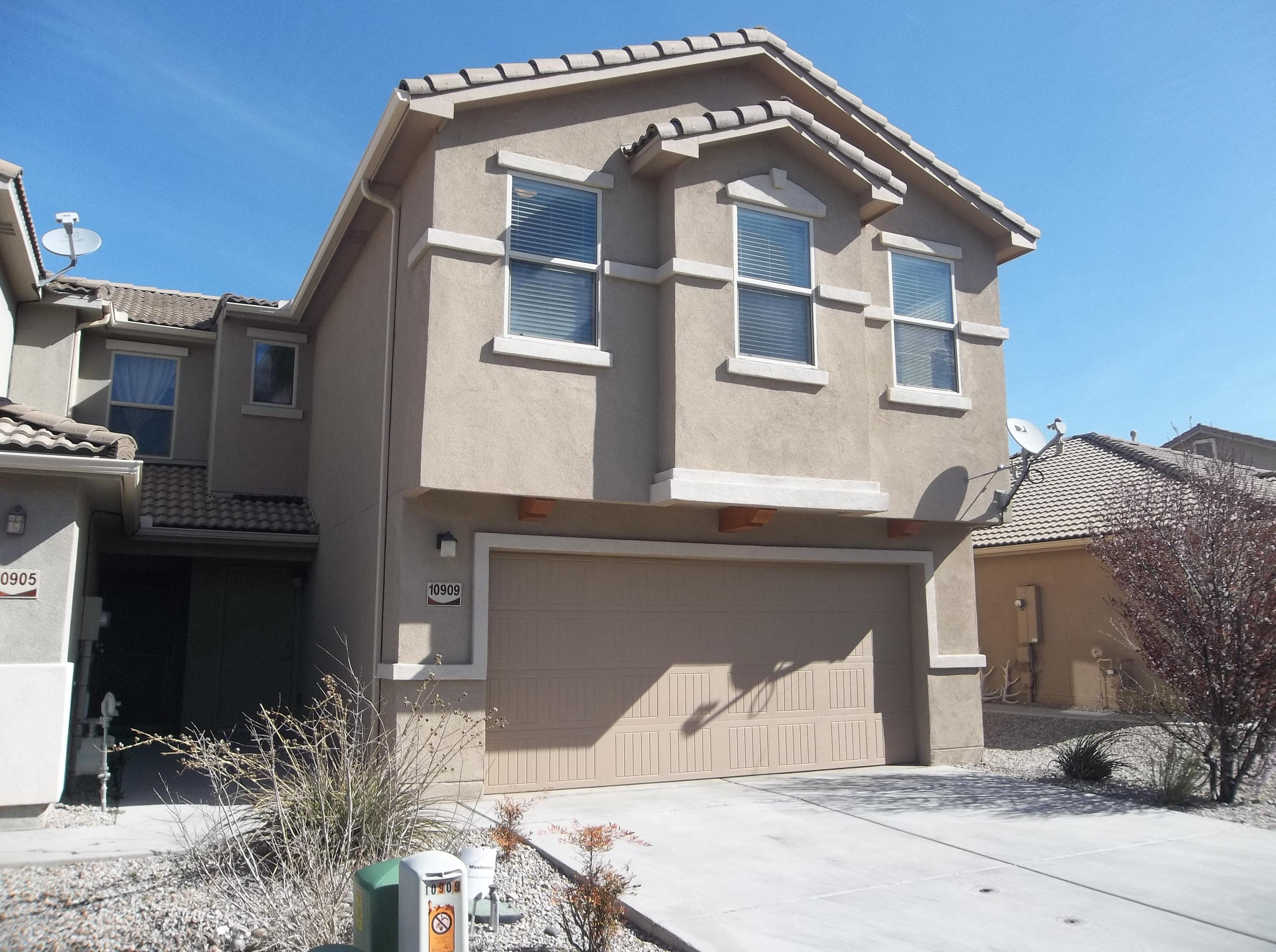 10909 NE Fort Point Lane, Albuquerque Northeast Heights in Bernalillo County, NM 87123 Home for Sale