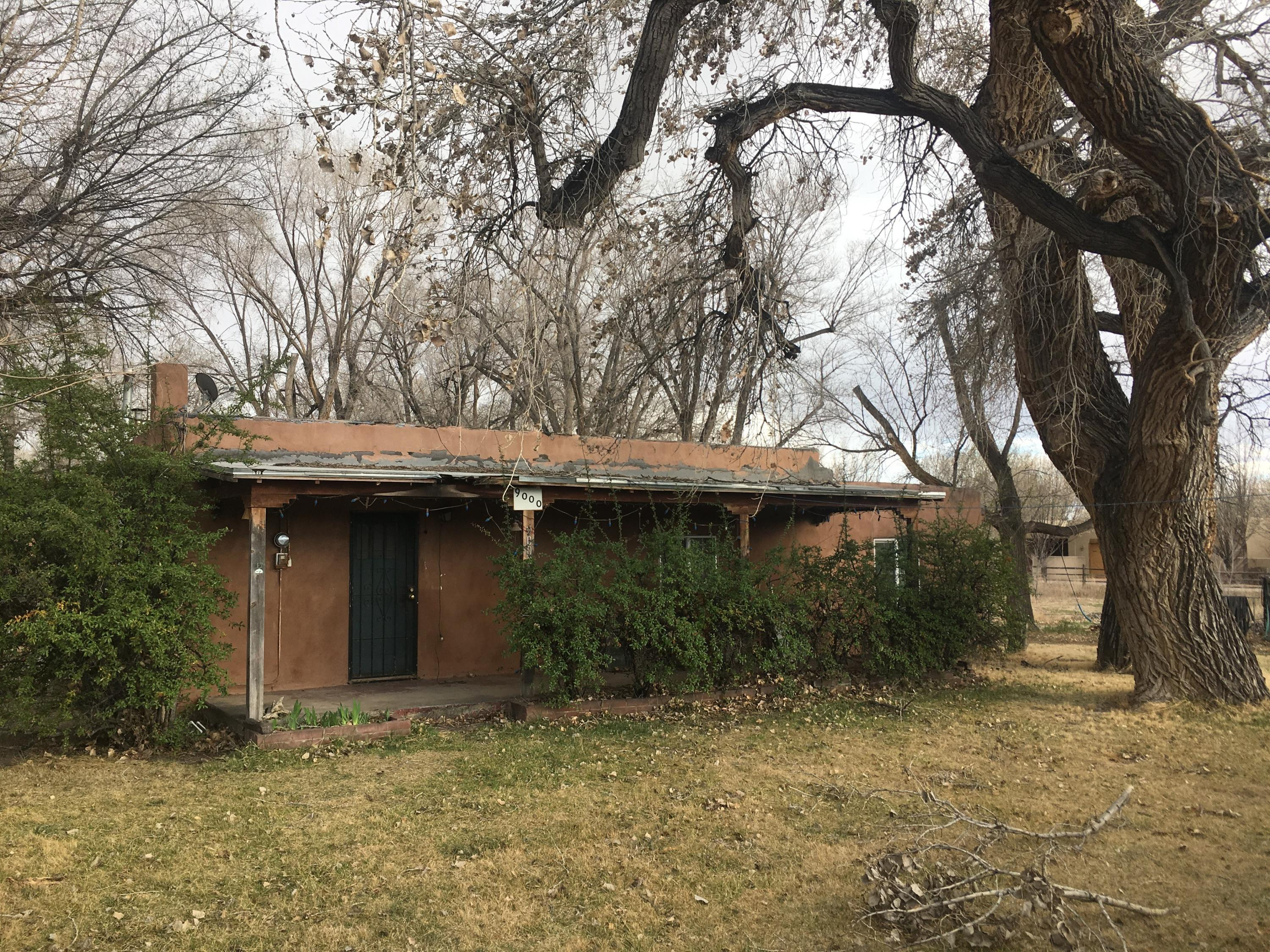 Northwest Albuquerque and Northwest Heights Homes for Sale -  Horse,  9000 NW Rio Grande Boulevard