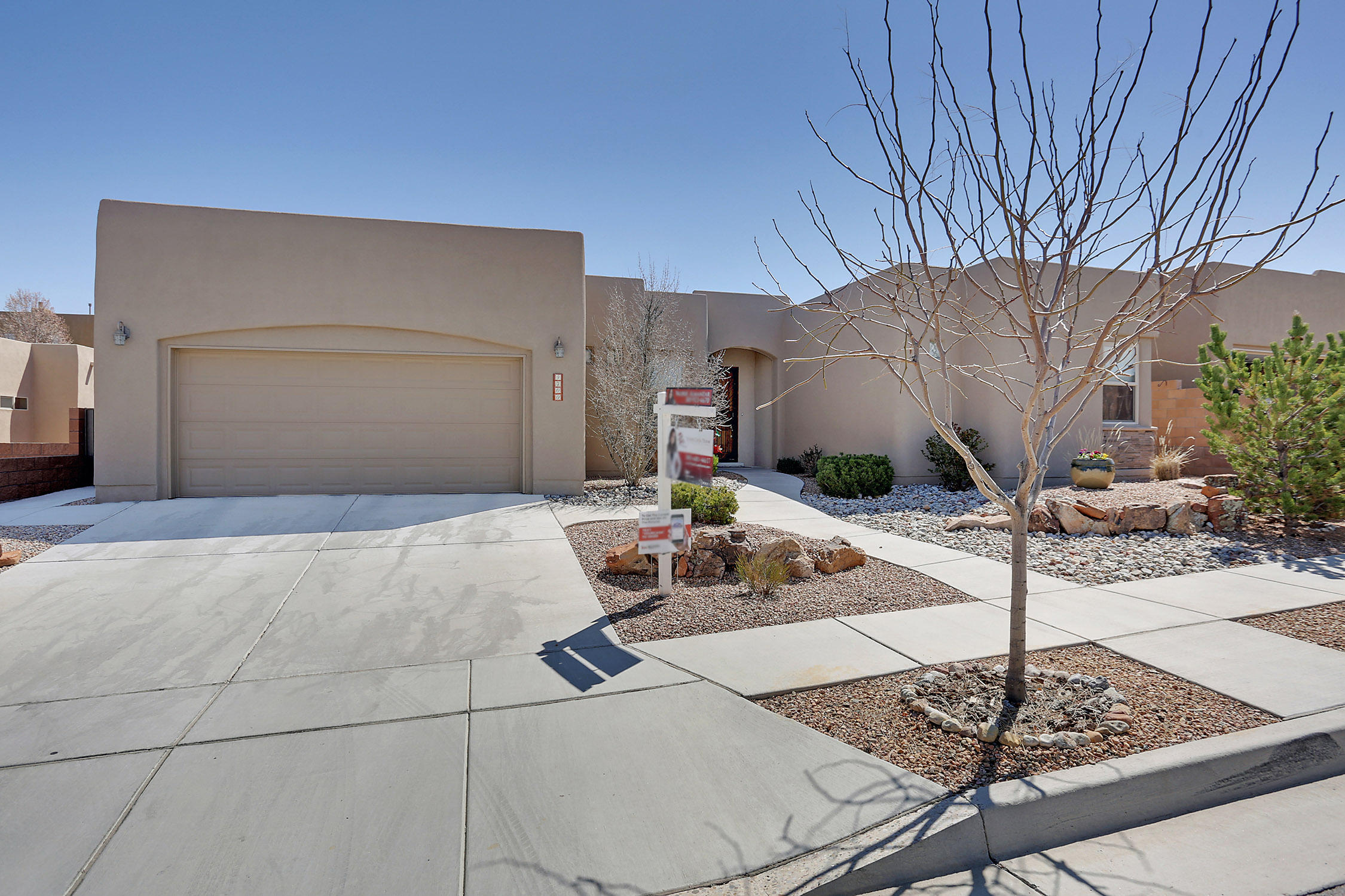 Northwest Albuquerque and Northwest Heights Homes for Sale -  Cul De Sac,  4700 NW Cayetana Place