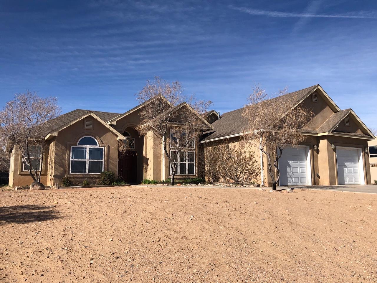 5516 NE Vera Cruz Road, Rio Rancho in Sandoval County, NM 87144 Home for Sale