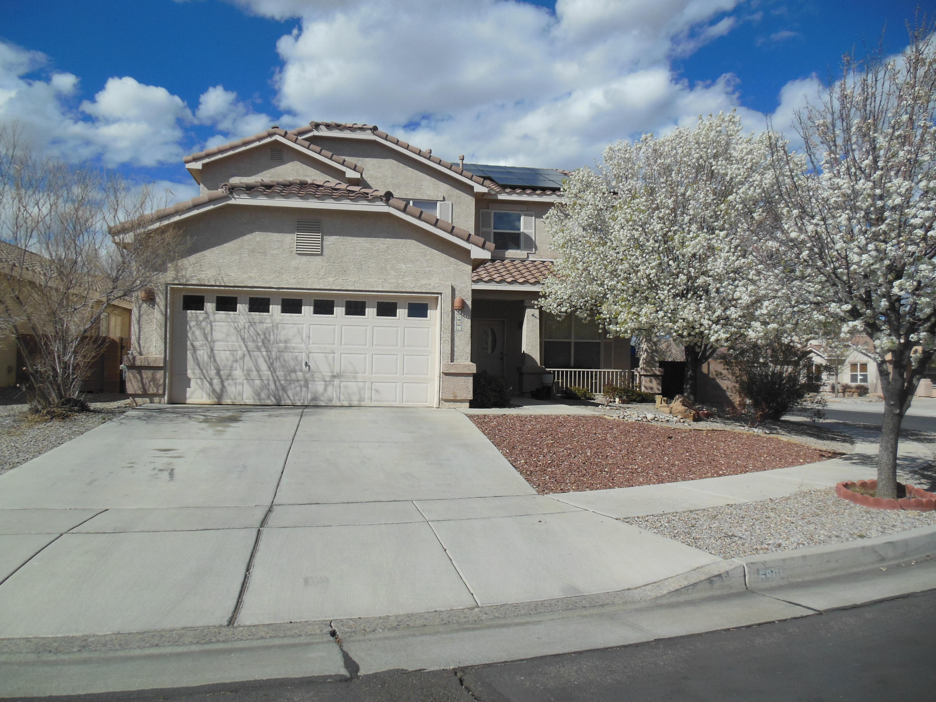 One of Northwest Albuquerque and Northwest Heights 4 Bedroom Homes for Sale at 5901 NW Legends Avenue